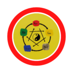 5 Elemente Rot
